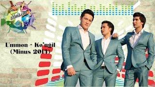 Ummon - Ko'ngil (Minus 2014)