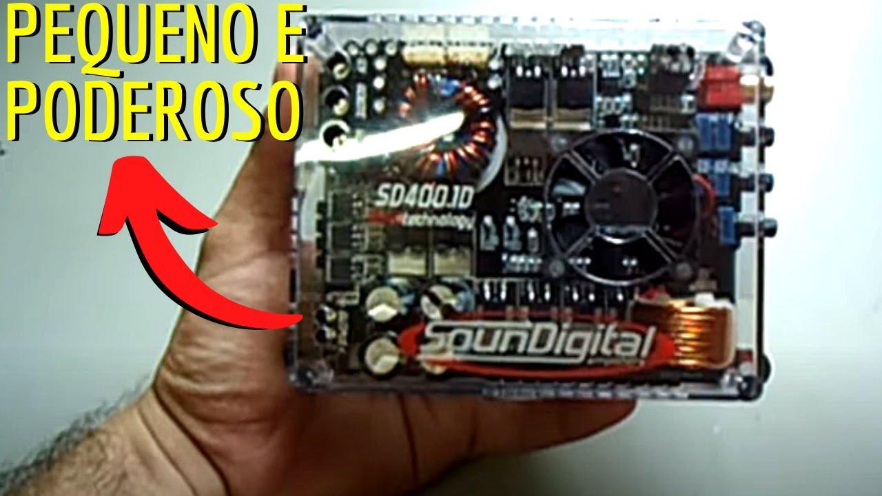 Soundigital SD400 1D - NANO