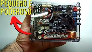 Soundigital SD400.1D - NANO