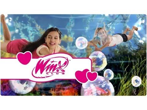 Русалки - игры для девочек Винкс