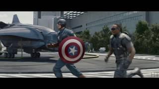 Captain America The Winter Soilder - Climax Part-1 (Tamil)