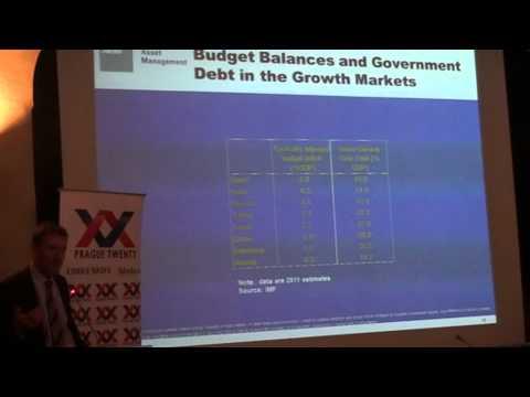 Americký manažer Jim O'Neill, předseda Goldman Sachs  Asset Management o Číně