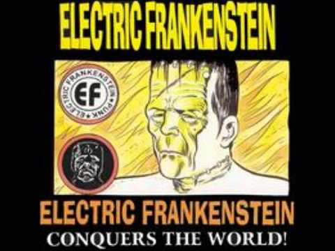 Electric Frankenstein - New Rage