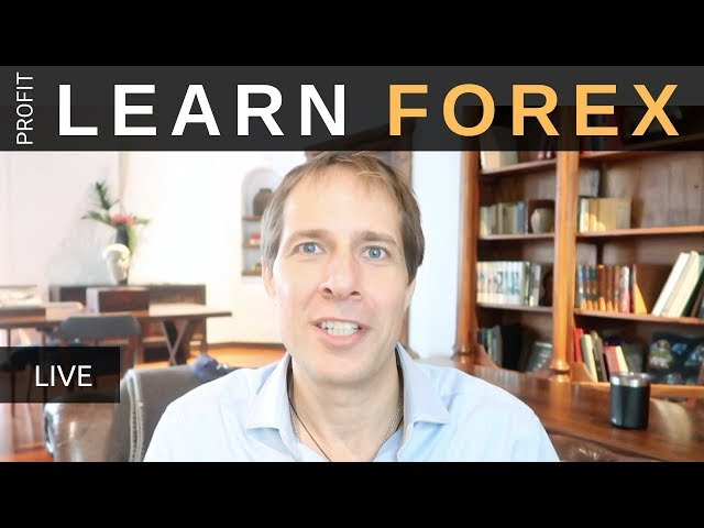 LIVE Forex Trading - Day/Swing Trading Strategy - Multi-Time Frame Analysis - January 13, 2020