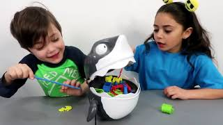 Baby Shark Song and shaky shark game for Kids Nursery Rhymes