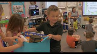 Preparing for Kindergarten: Learning to be Responsible