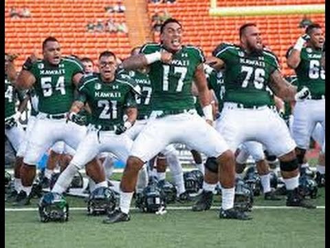 2016 Hawaii Warrior Football Hype Video