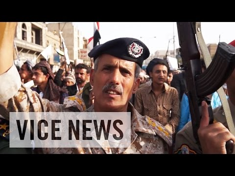 Inside War-Torn Yemen: Sanaa Under Attack