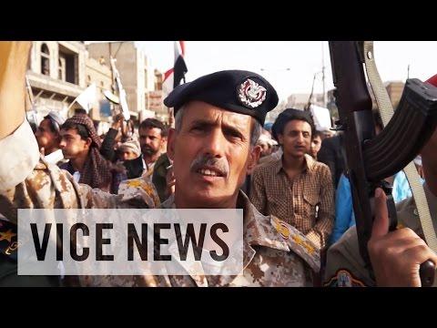 Inside War-Torn Yemen: Sanaa Under Attack