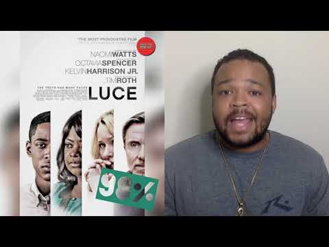 LUCE Movie Review - The Elevator Pitch