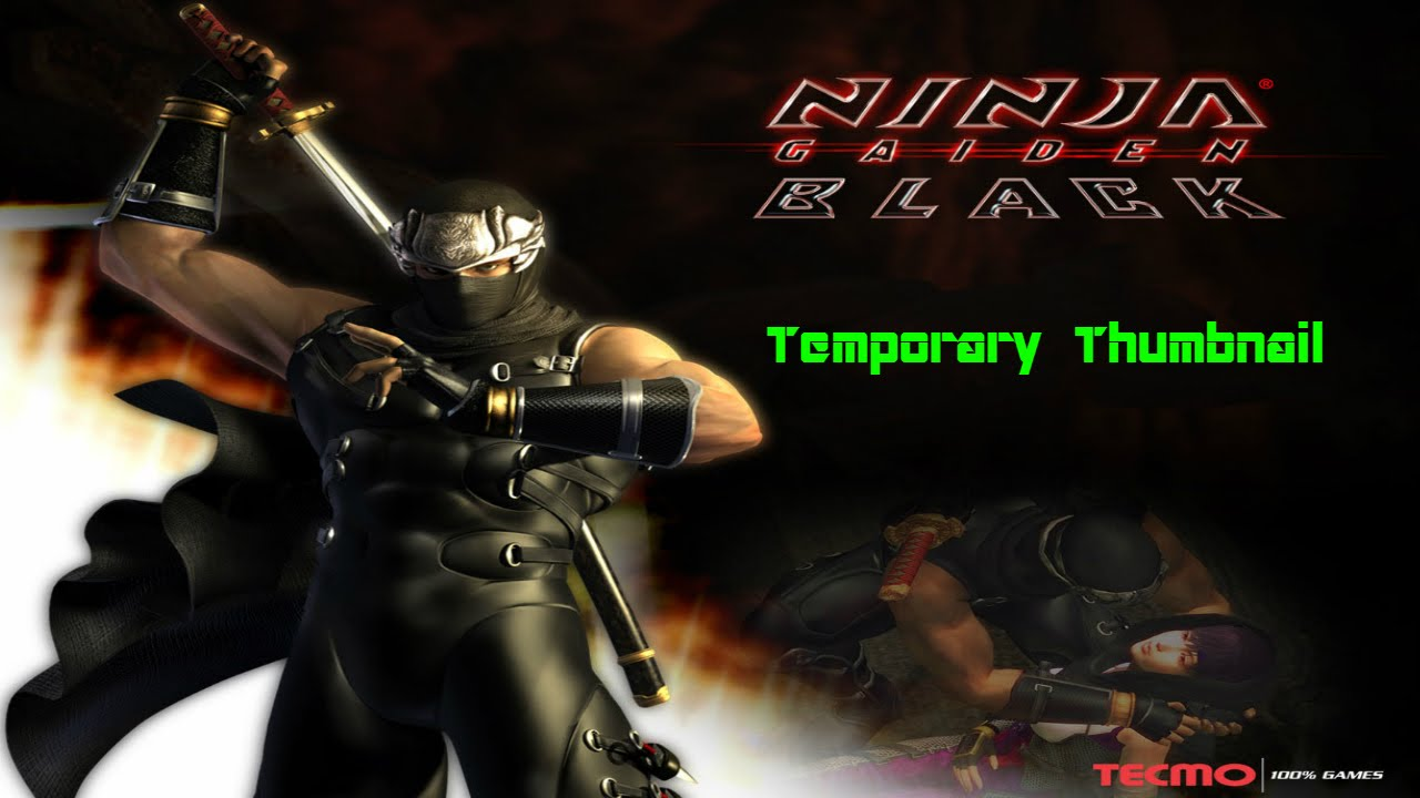 Download Free Ninja Gaiden Black Xbox360 Iso Software For Windows