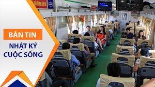 Trải nghiệm tàu nhanh giá rẻ Hà Nội – Vinh   VTC1