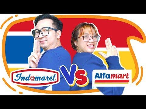 INDOMARET vs ALFAMART - Mari Kita Bandingkan!