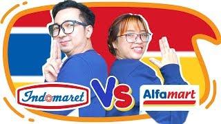 Download Video INDOMARET vs ALFAMART - Mari Kita Bandingkan! MP3 3GP MP4
