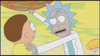 Смешные моменты Рик и Морти 1сезон 1 серия