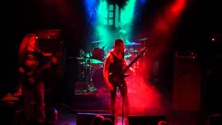 Zealot Cult - New Song / Portraits In Blood, Live at The Siege, Dolans Warehouse, 8 Apr 2012