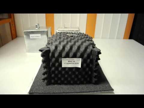 видео: Шумоизоляция арок.avi