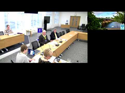 Provost's Sub-Committee, Perth & Kinross Council, 28 March 2018