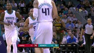 3rd Quarter, One Box Video: Charlotte Hornets vs. Atlanta Hawks