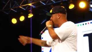 The Beatnuts- Reign of the Tec @ Central Park, NYC