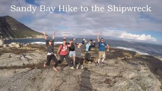 Sandy Bay - Shipwreck Hiking Trail