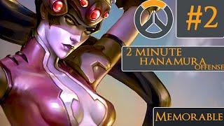 Repeat youtube video OVERWATCH - Quick Offensive Widowmaker Match [Hanamura]