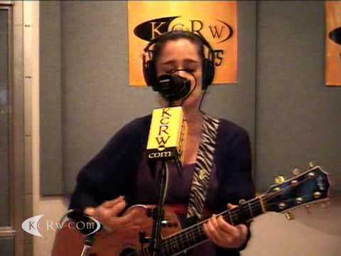 "Julieta Venegas performing ""Amores Perros"" on KCRW"