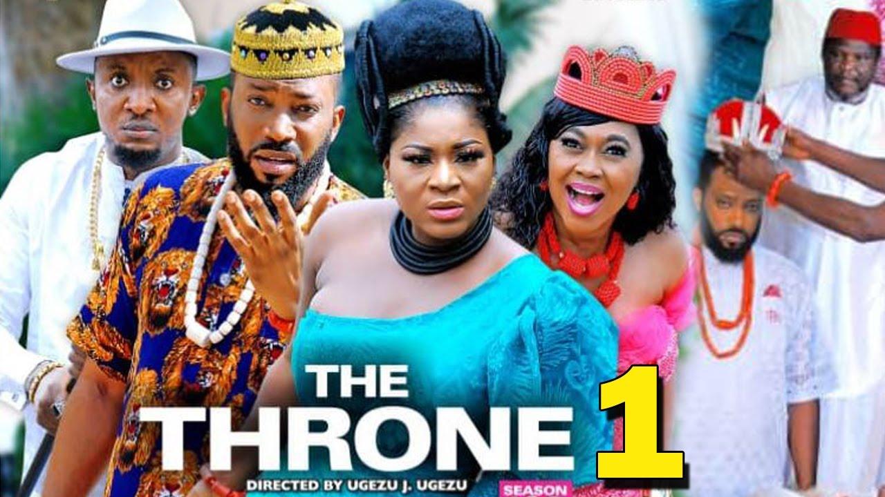 Download THE THRONE SEASON 1 - (New Movie) Fredrick Leonard 2020 Latest Nigerian Nollywood Movie Full HD