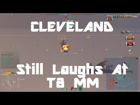 Cleveland - Still Laughs At T8 MM