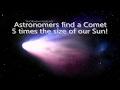 Mars Comet Collision