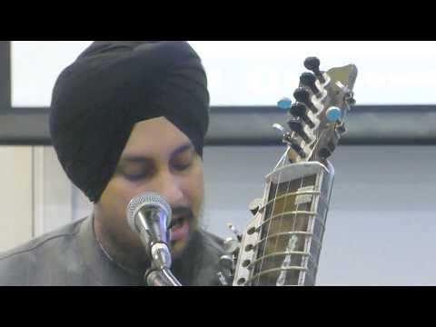 Raag Kalyan  (Prab Mera Antar Jami Jaan)Gurbani Kirtan By Satnam Singh Anandpur Sahib Wali