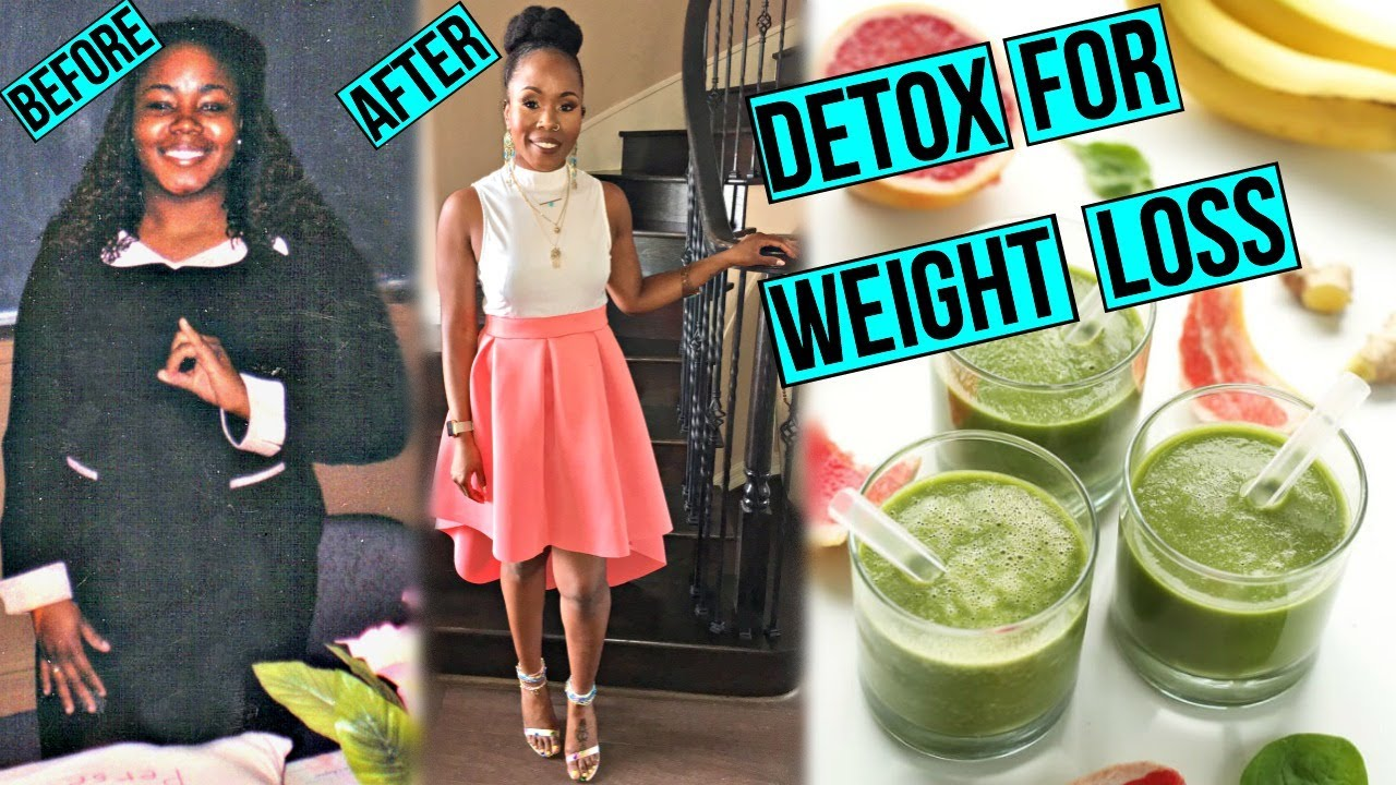 Detox for FAST WEIGHT LOSS | Smoothie & Juice Recipes that ...