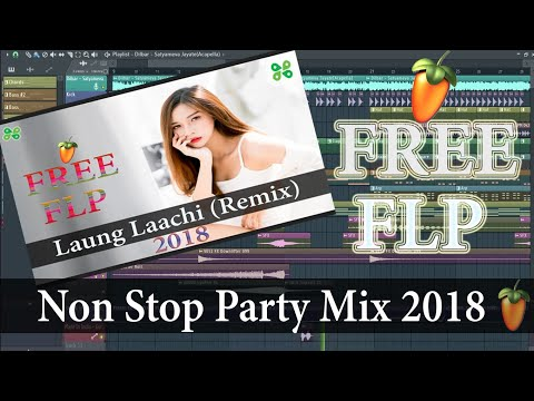 Laung Laachi (Remix) | Free FLP | DJ Harsh & DJ Kanta | WapKing Music | SR Entertainment 2018