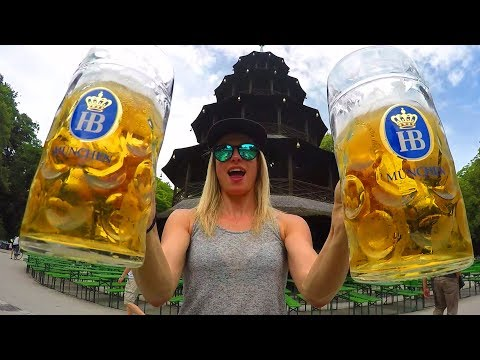Our ACTION PACKED GoPro Euro Road Trip! Germany Austria Switzerland
