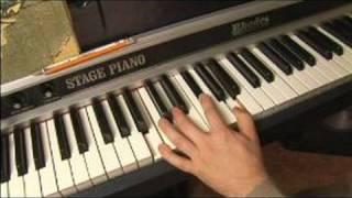 2-5s & Tritone Substitution for Piano : B Minor & E7: 2-5s & Tritone Substitutions