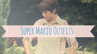 Super Mario Inspired Outfits : Casual Lookbook