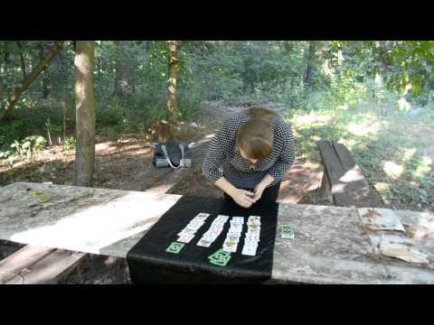 Раскладываем древний пасьянс / Гадание на будущее / Расшифровка символов / Видео для детей