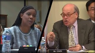 ARROGANT DEM UNLOADS ON BLACK CONSERVATIVE THEN ALL HELL BREAKS LOOSE ON THE FLOOR OF CONGRESS