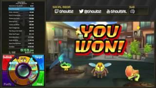 [WR] Yo-kai Watch Any% No QR/Pass in 2:29 IGT