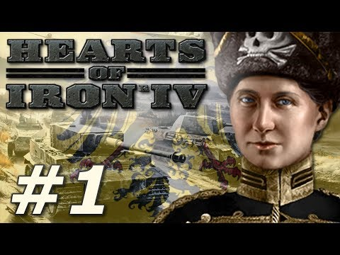 Hearts of Iron IV | Reviving the Holy Roman Empire - Part 1