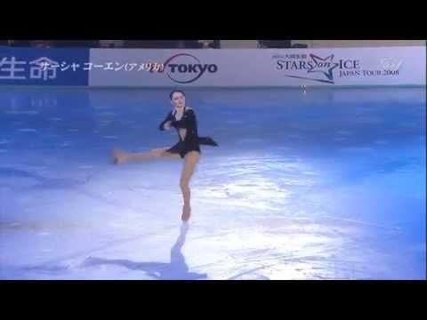 Sasha Cohen - La Traviata - Stars On Ice - Japan 2008 (watch in HD and fullscreen)