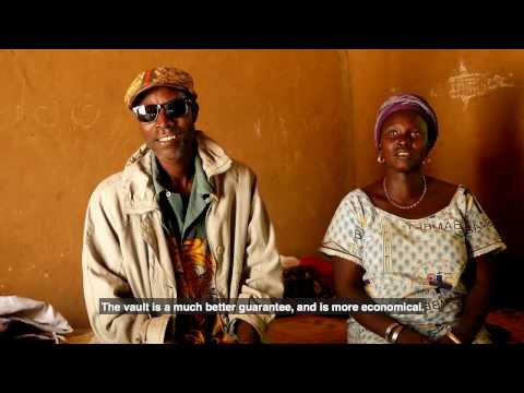 The Nubian Vault: for a solid, comfortable, and affordable home - FR / English Subtitles