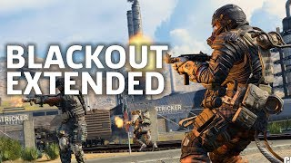 Call of Duty Black Ops 4 Blackout Beta Extended With 100 Player Cap