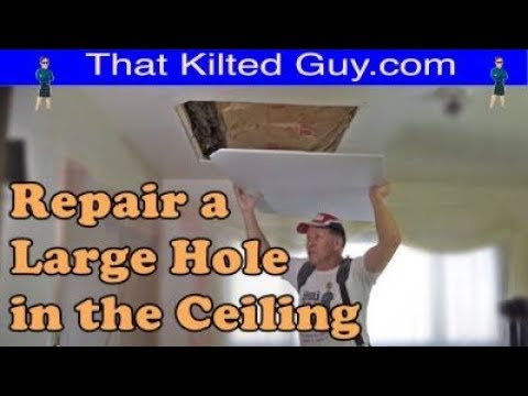 learn-to-repair-a-large-hole-in-a-drywall-ceiling-like-the-pros-do