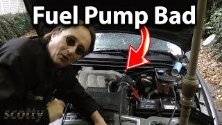 How To Tell If Your Fuel Pump Is Bad