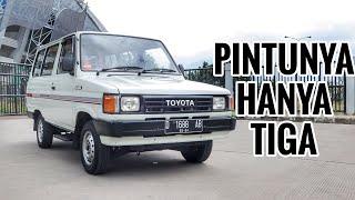 TOYOTA KIJANG 3 PINTU   Used Car Review