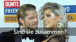 Paul Janke & Sarah Nowak  - Jetzt sprechen sie Klartext zu den Beziehungsgerüchten  - BUNTE TV