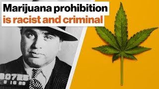 Marijuana prohibition is racist and criminal, harms kids, and ruins lives | Johann Hari