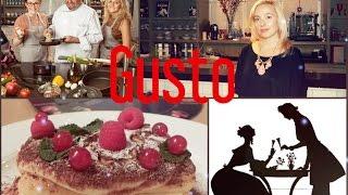 Ресторан Gusto итальянская кухня и Этикет за столом / от Кати bysinka2032