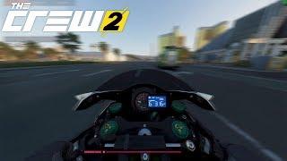 Kawasaki H2 Top Speed ? - The Crew 2 Closed Beta